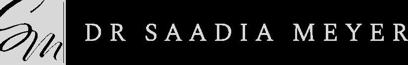 dr saadia meyer logo