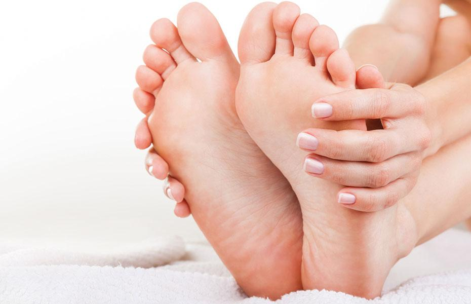 treatment for hands and feet
